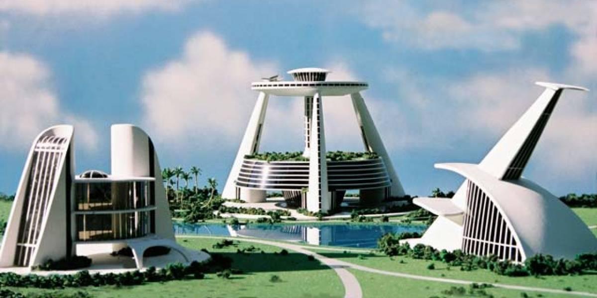 Ciudades del futuro imaginadas en el pasado: Proyecto Venus