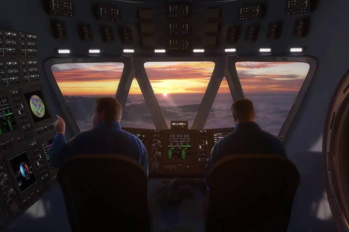 La NASA planea un viaje a Venus en dirigible