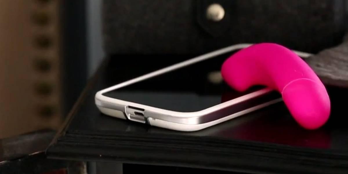 Vibease: Un consolador inteligente que se conecta a tu smartphone