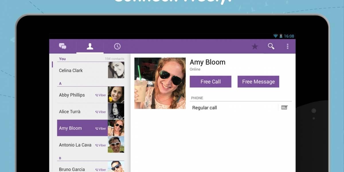Rakuten compra Viber por USD$900 millones