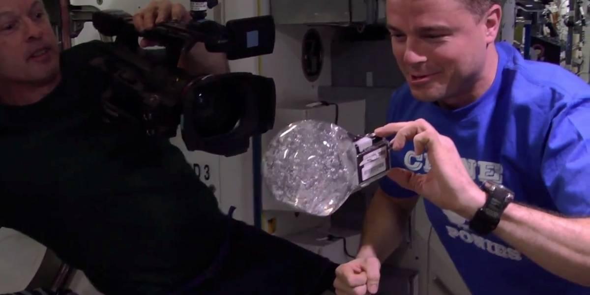 NASA lanza tours en 3D por la Estación Espacial Internacional