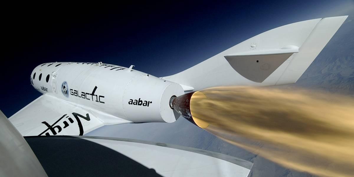 Virgin Galactic ofrecerá un viaje al espacio al ganador de un reality