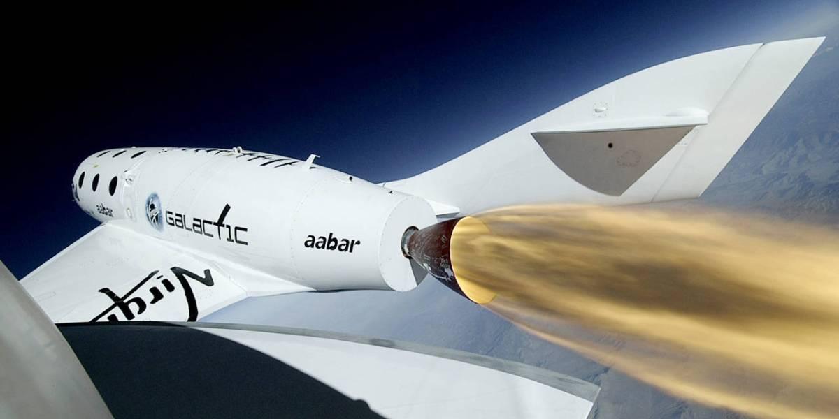 Apoyan a la familia del piloto fallecido de SpaceShipTwo mediante crowdfunding