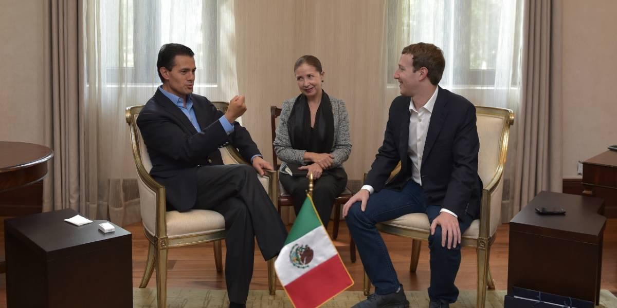 México decide sumarse a Internet.org