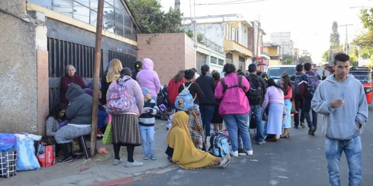 Suspenden visitas en el Preventivo de la zona 18 tras localización de ilícitos