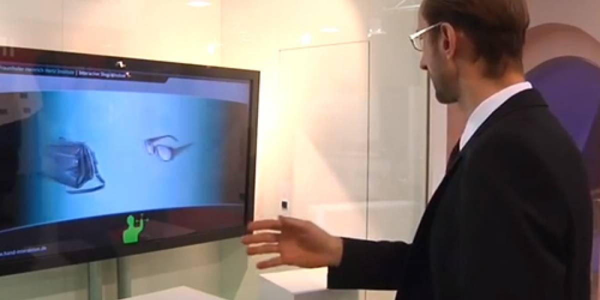 IFA 2011: Vitrina que busca cambiar el mundo de las compras