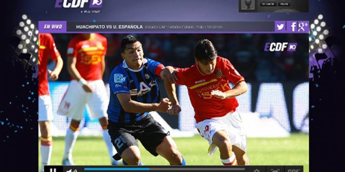 Estadio CDF: La nueva plataforma online que cambia la forma de ver fútbol en vivo y bajo demanda