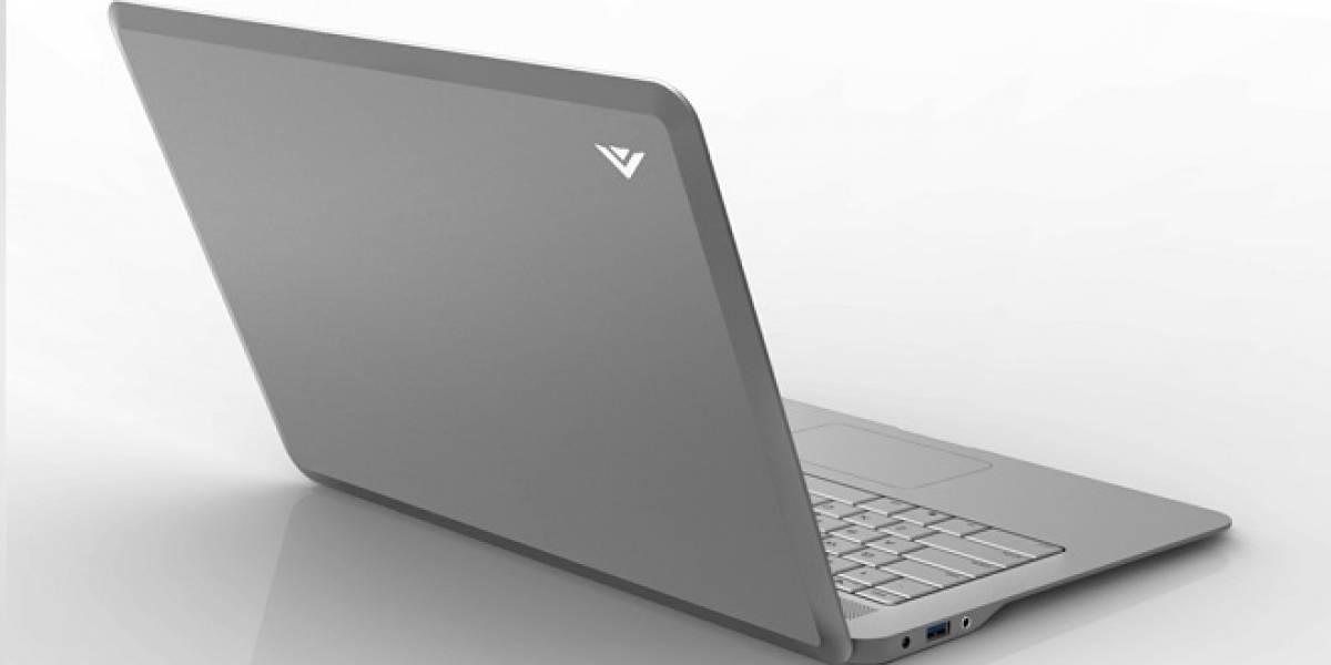 Vizio comenzará a vender ultrabooks en Estados Unidos