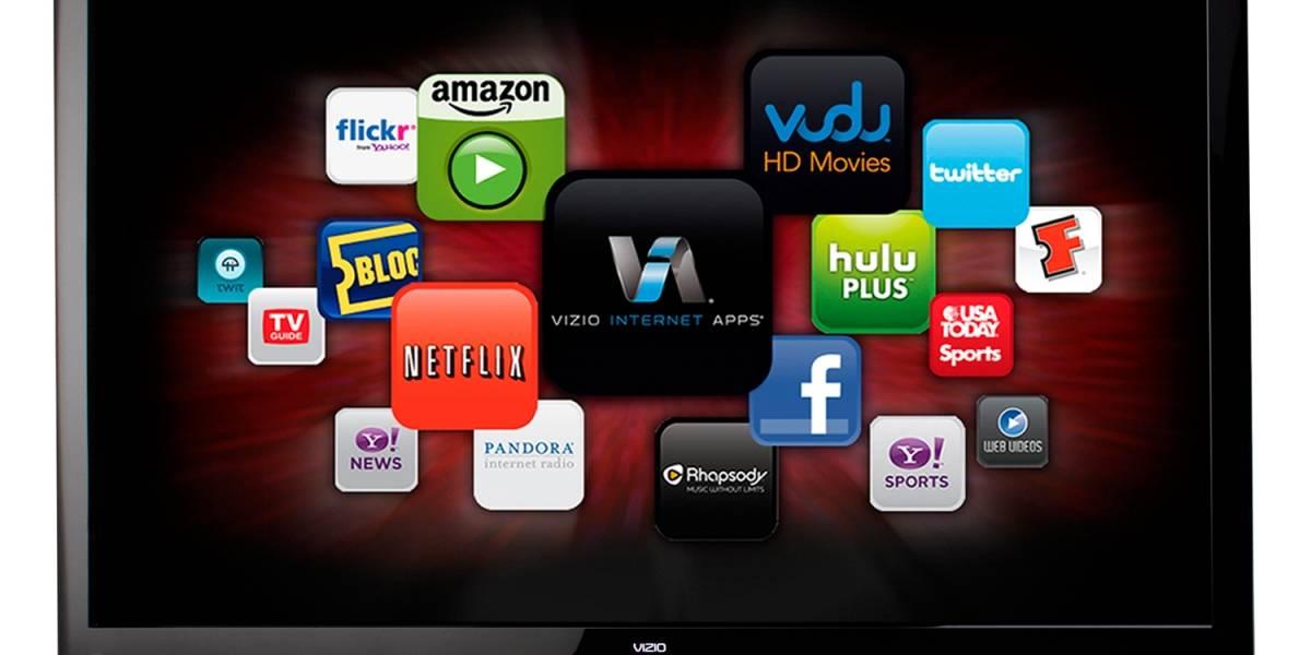 Los televisores Vizio registran tu actividad para compartirla con anunciantes
