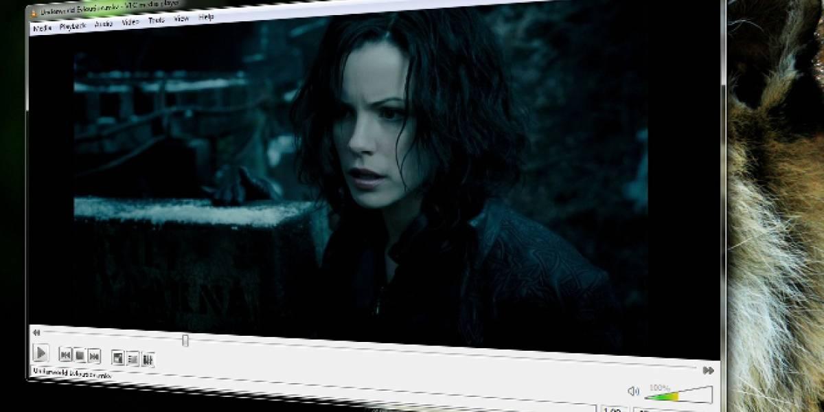 VLC prepara transmisión de video vía BitTorrent en tiempo real