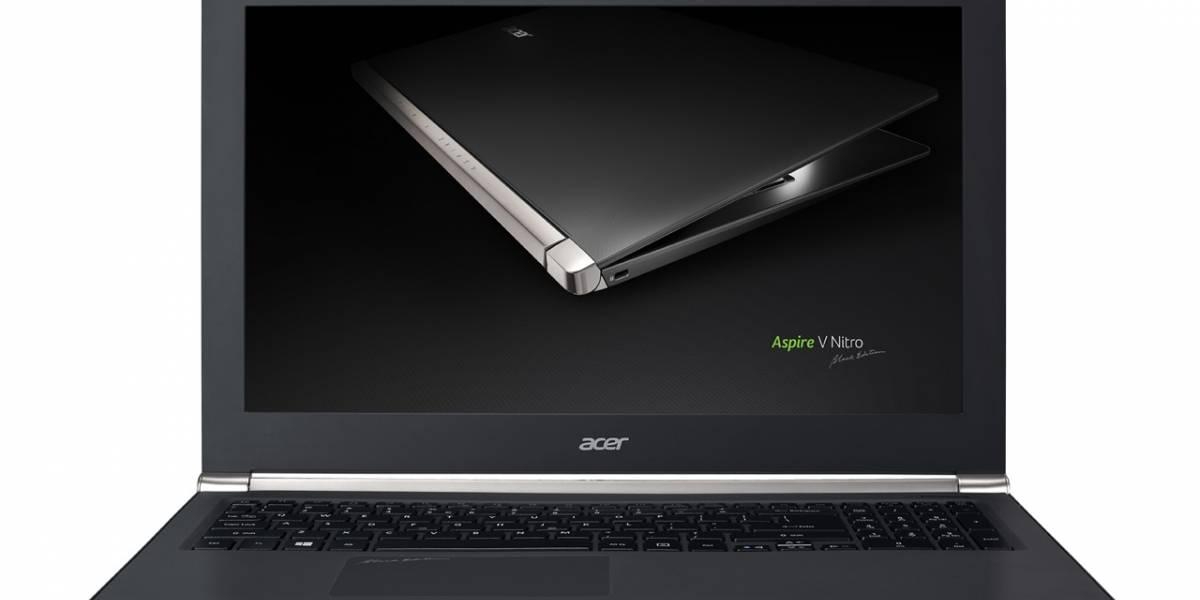Acer estrena su primer notebook con pantalla 4K Ultra HD