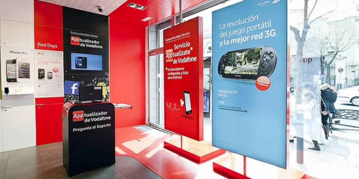 Futurología: Vodafone España despediría al 20% de su plantilla