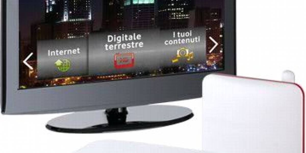 España: Vodafone presenta Internet TV, uno para controlarlos a todos