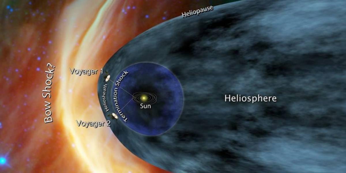 Sonda Voyager abandonaría el sistema solar antes de lo previsto