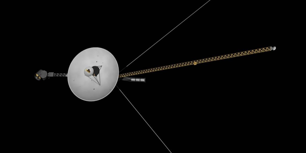 Científicos no saben si el Voyager abandonó o no el sistema solar