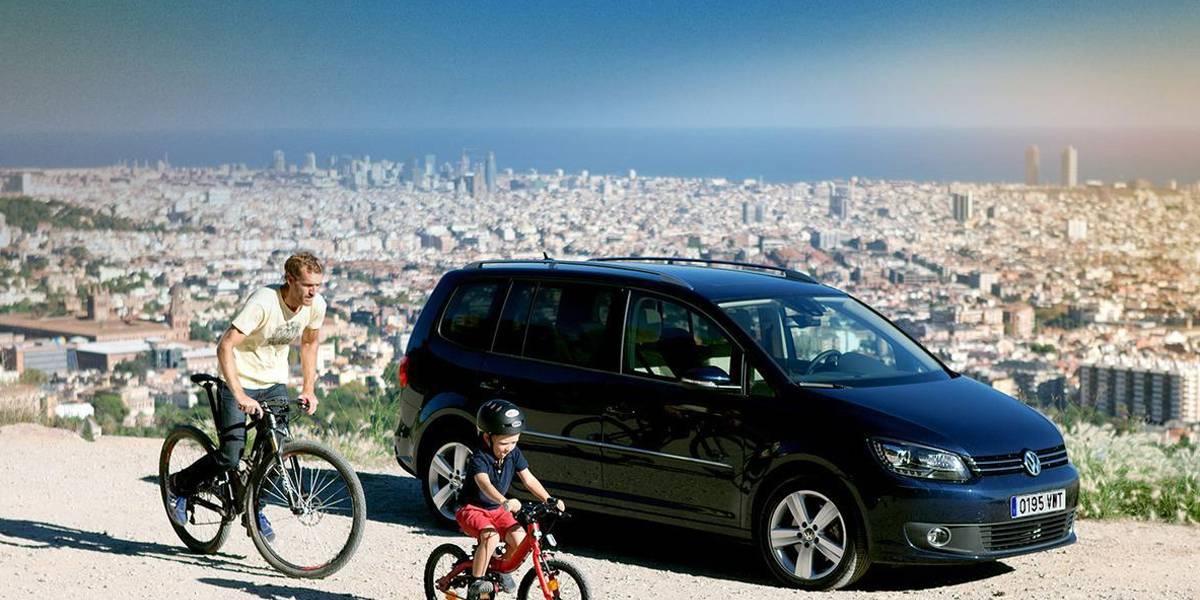 Volkswagen presenta Paterning, el deporte de ser padre