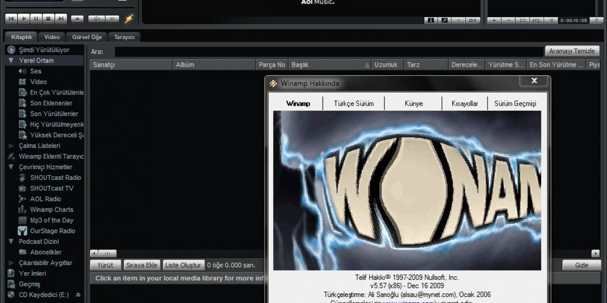 Se oficializa la venta de Winamp a Radionomy y se promete mejorar el reproductor