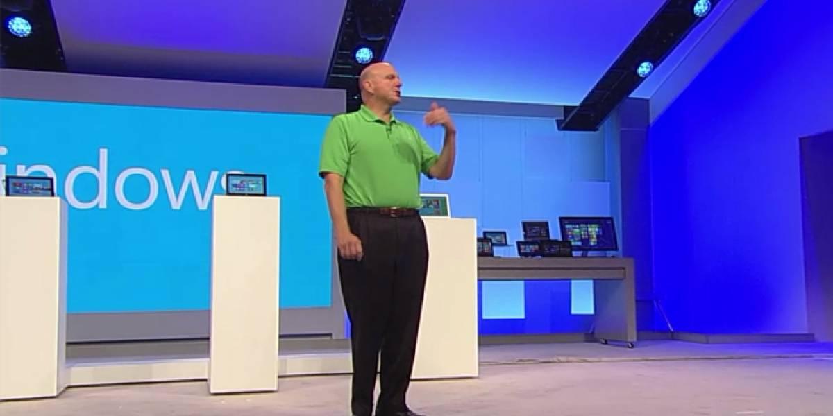 En vivo desde el evento Build 2012 de Microsoft
