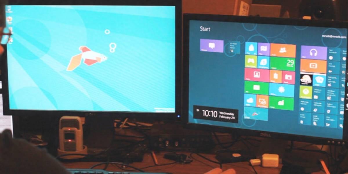 Futurología: Windows 8.1 podría tener la opción para iniciarse en modo escritorio