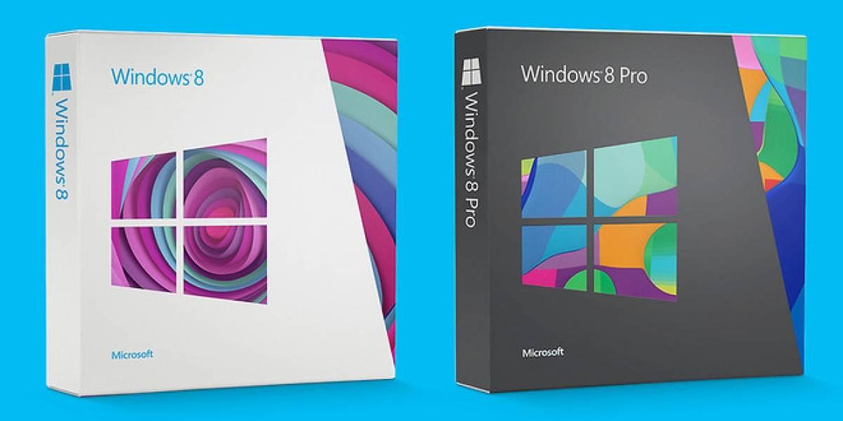 Sólo un 4,6% de los usuarios de PC está utilizando Windows 8