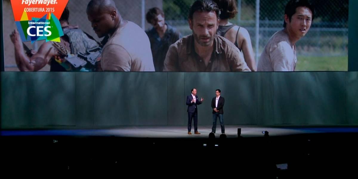 The Walking Dead podría tener una versión VR #CES2015