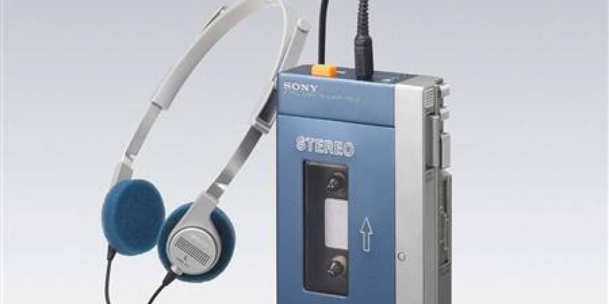 Sony anuncia el fin de la producción del Walkman con cassette