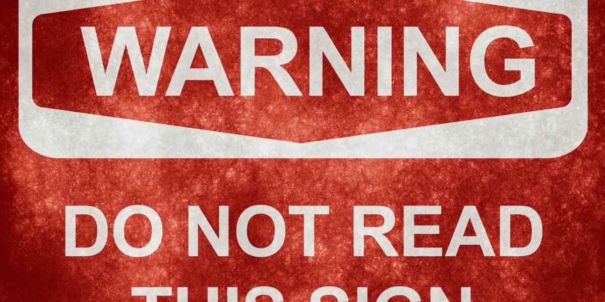 ¿Deberían los productos tecnológicos venderse con advertencias de seguridad?