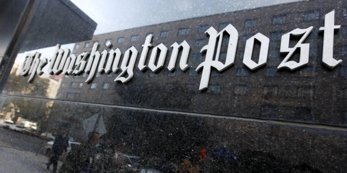 El Washington Post se convierte en el tercer periódico objeto de un ataque a manos de hackers