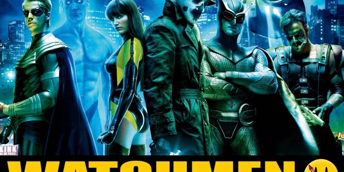 Watchmen podría llegar a HBO como una serie de TV