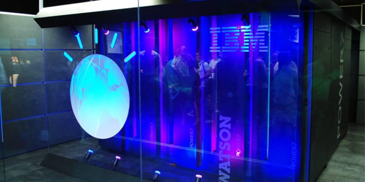 IBM quiere darle nuevos usos a la súper-computadora Watson para poder venderla