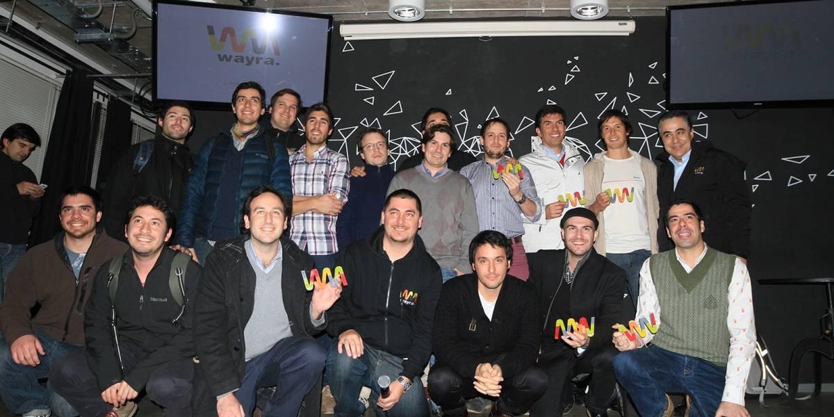 La generación 2014 de Wayra Chile comienza el proceso de aceleración