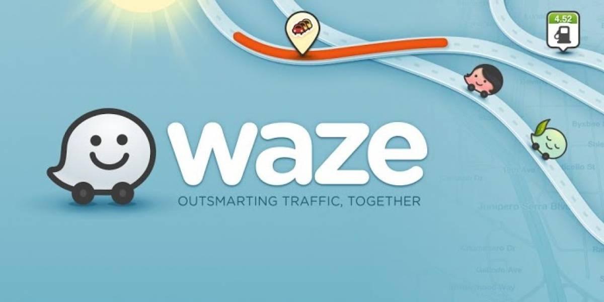 Google podría haber cerrado el trato de compra de Waze por USD $1.300 millones