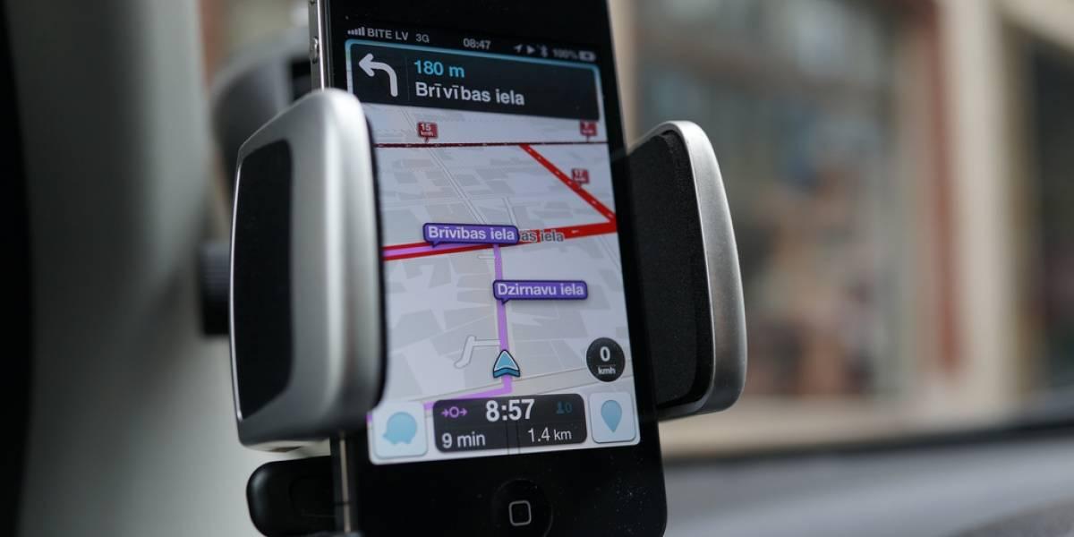 Waze experimenta en Israel compartir recorridos en auto por una pequeña suma de dinero