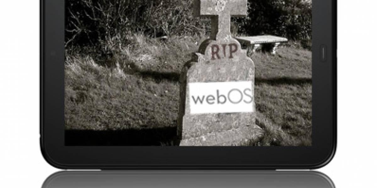 HP podría dejar de fabricar PCs; anuncia que desechará webOS (Actualizado)