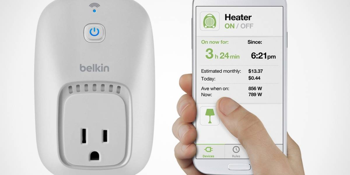 Vulnerabilidad en WeMo revela los riesgos del hogar conectado a Internet