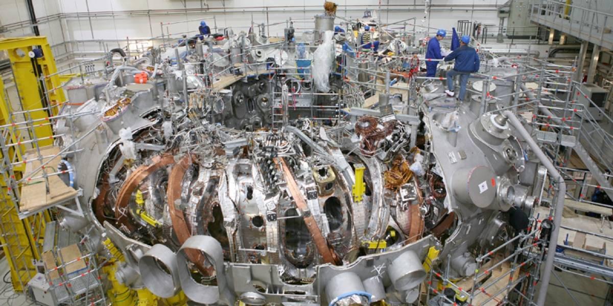 El reactor de fusión más grande del mundo está a punto de funcionar