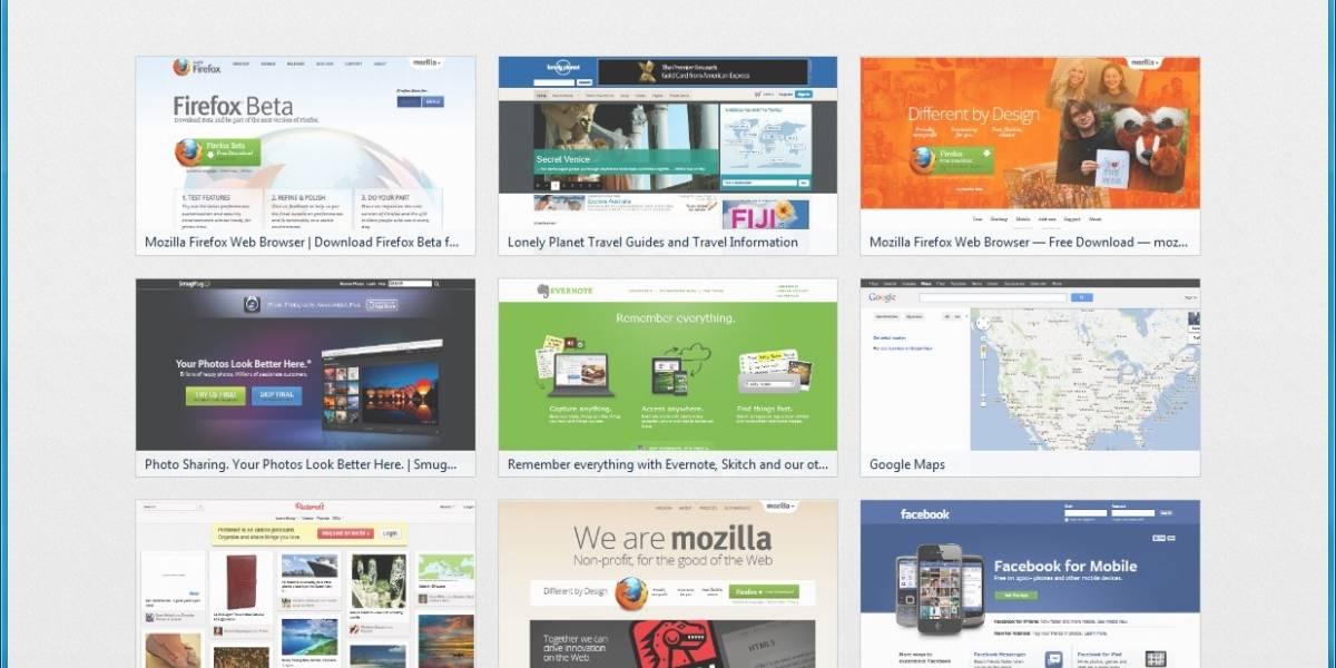 Firefox 13 beta despliega mejoras que prometen mayor velocidad de navegación