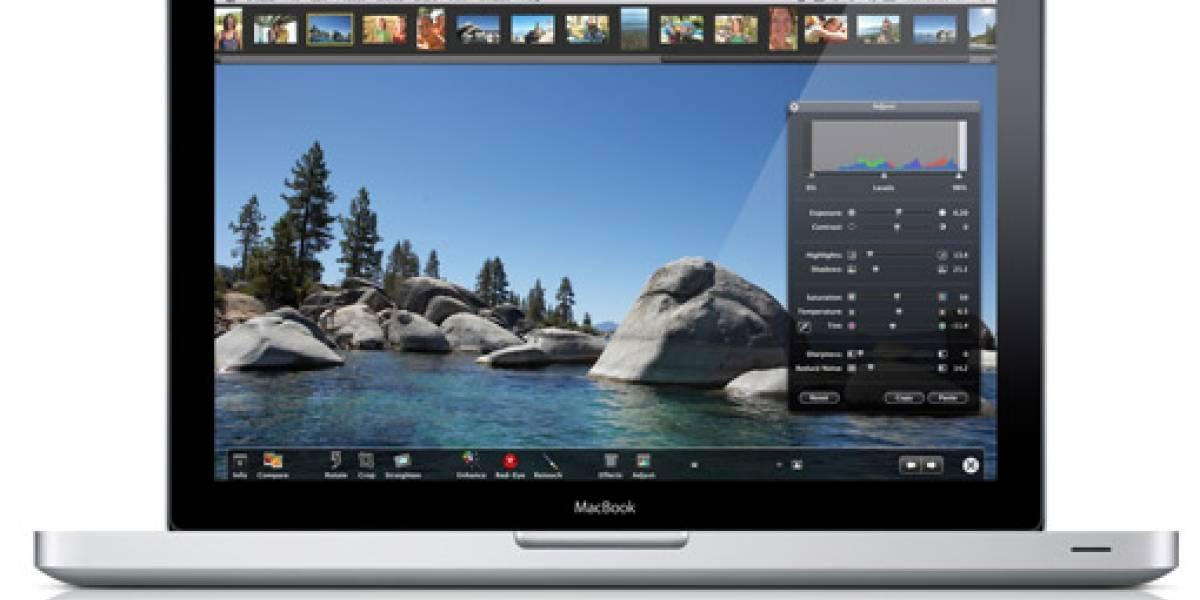 Futurología: Las nuevas MacBook podrían incluir 3G