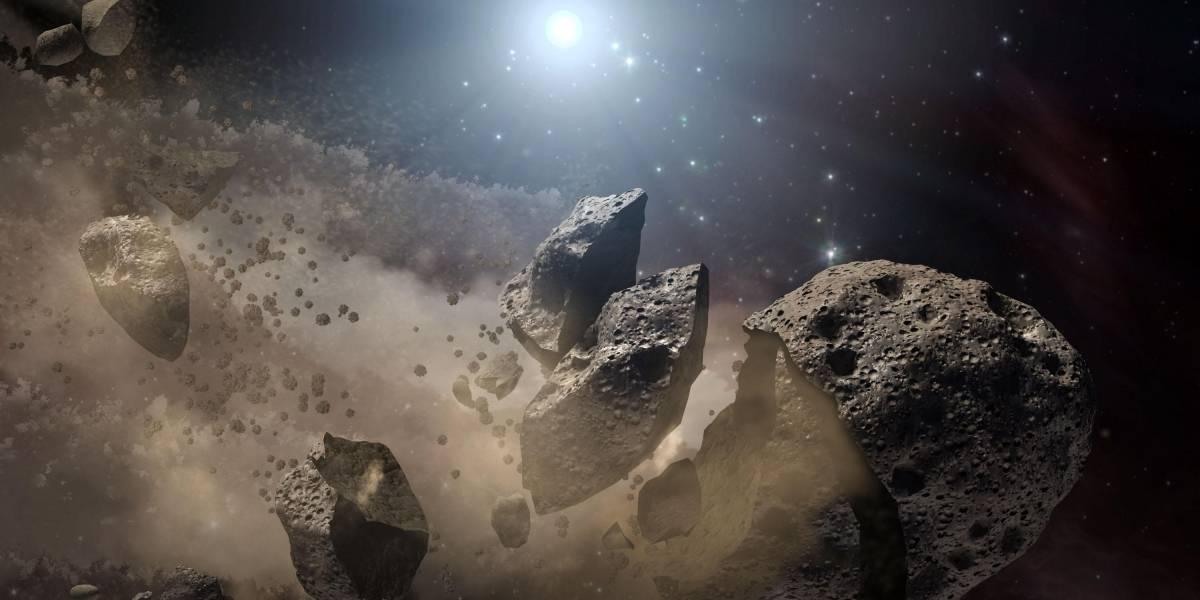 La NASA detectó un asteroide peligroso para la Tierra