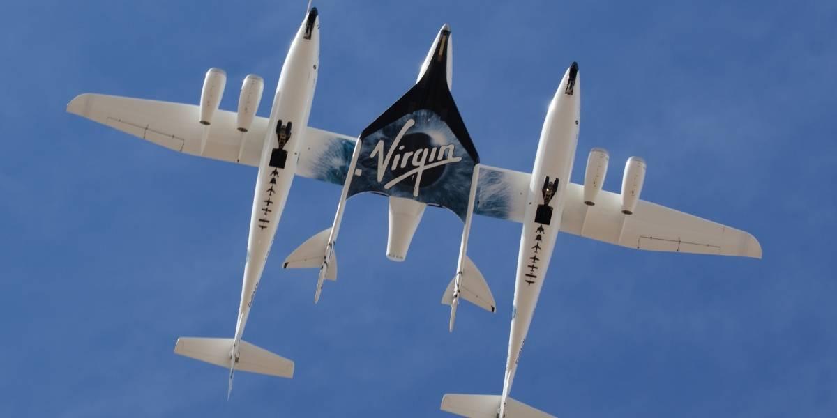 Gemelos Winklevoss compraron un viaje al espacio a Virgin Galactic con bitcoin