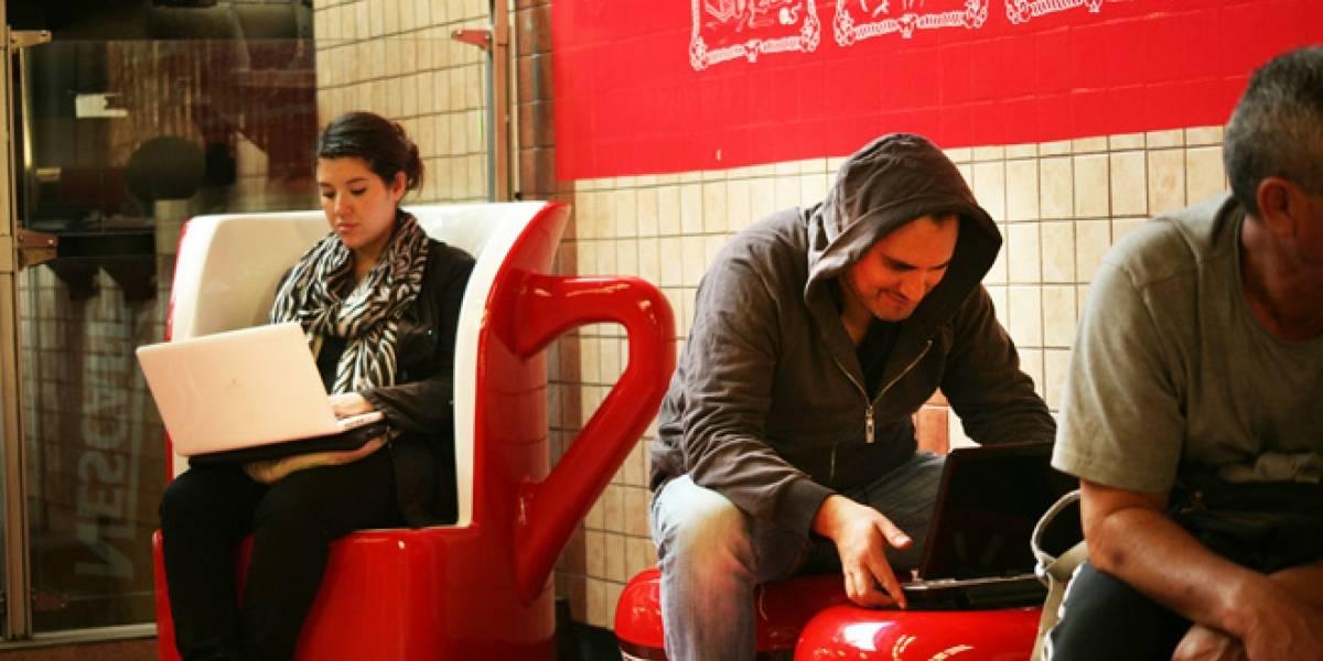 Chile: 22 estaciones de Metro ya tienen WiFi gratis