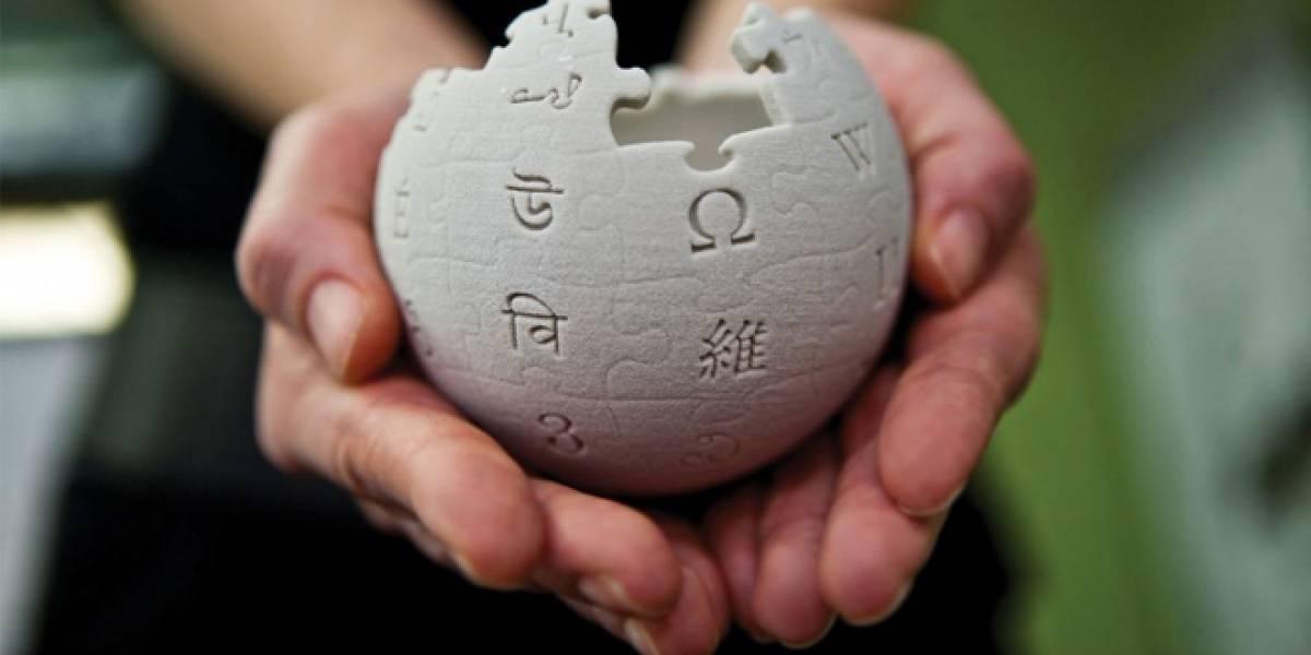 Estas son las alzas de tráfico más fuertes de Wikipedia