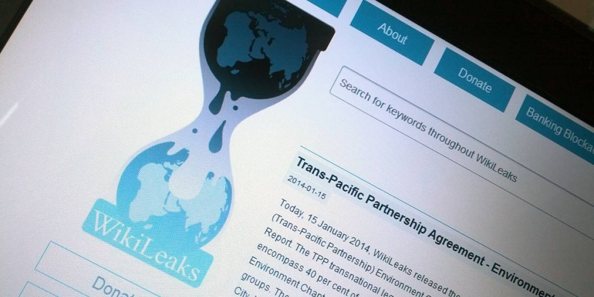 WikiLeaks lanza un buscador para que puedas encontrar documentos