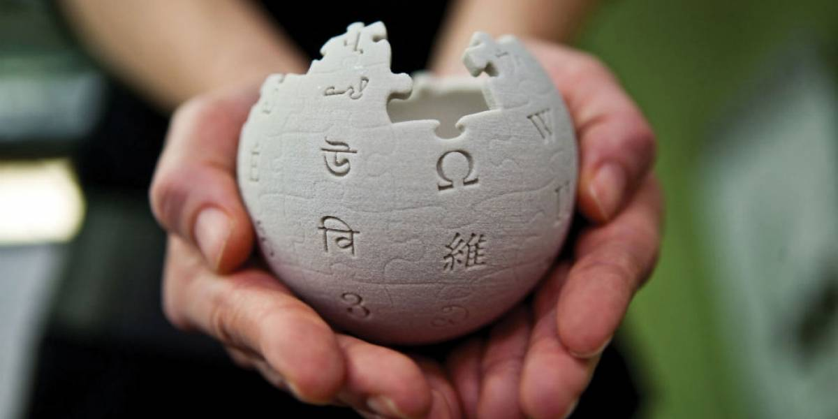 Wikipedia recabó más de 50 millones de dólares en el último año