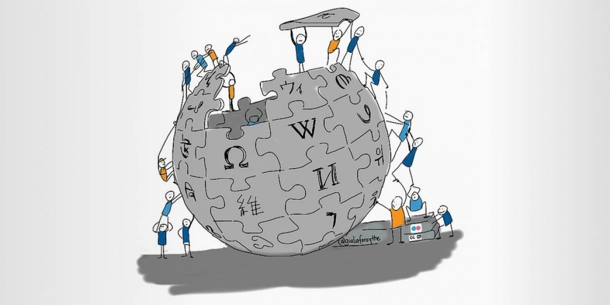Levantarán un monumento a Wikipedia en Polonia