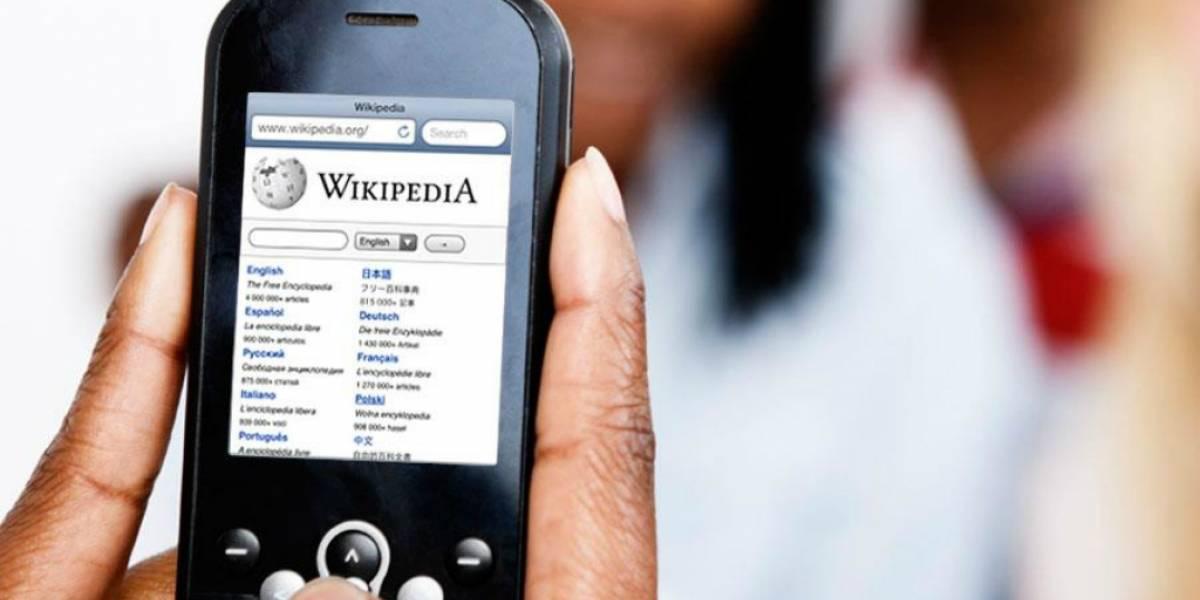 Wikipedia Zero: Wikimedia se declara a favor de la neutralidad de la red