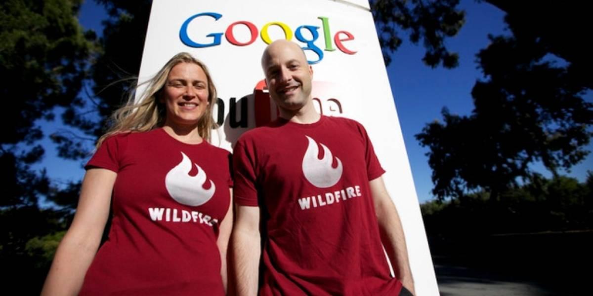 "Google comienza a ""cerrar"" Wildfire"