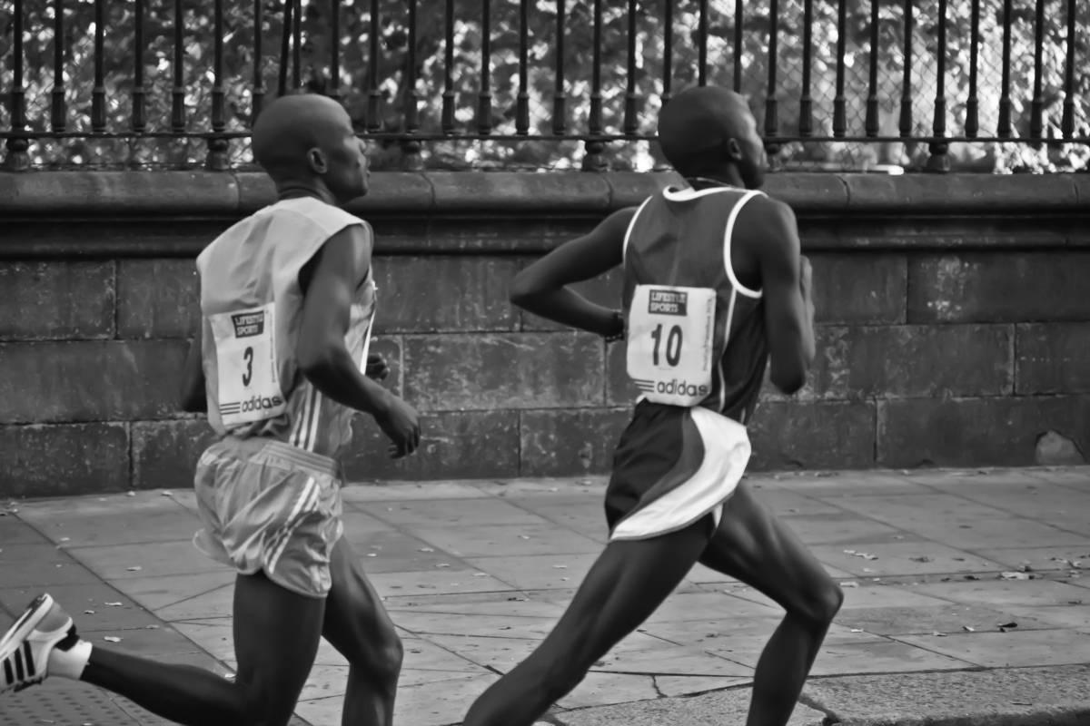 El secreto de los kenianos en atletismo: un cerebro diferente
