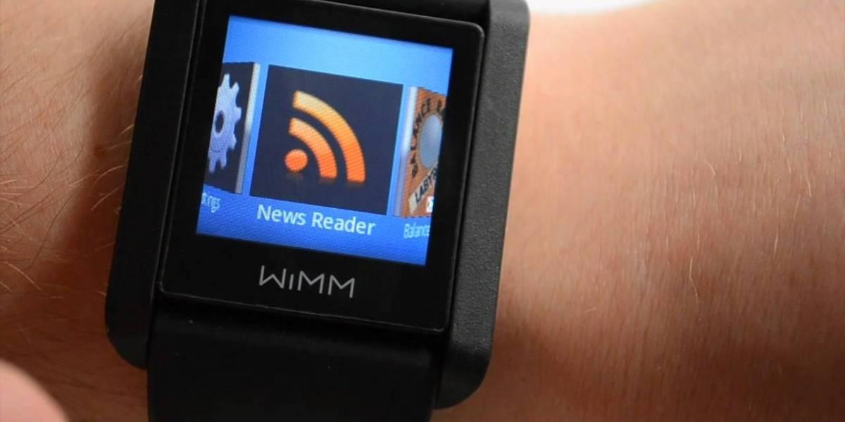 Google adquiere la empresa de relojes con Android WIMM Labs