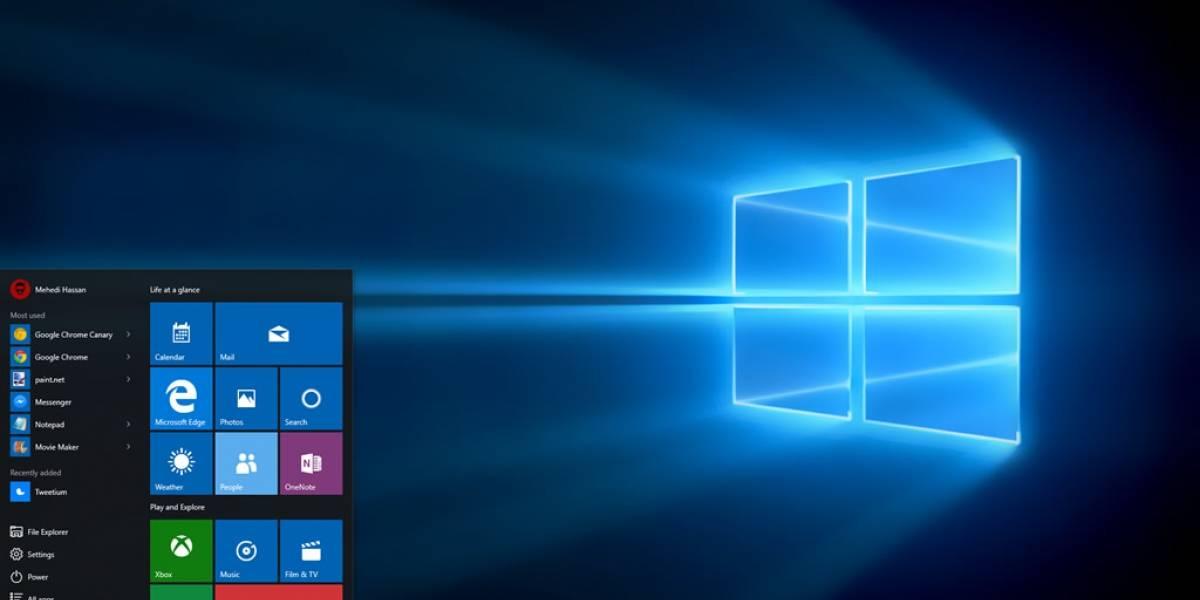 La mayor actualización de Windows 10 llegaría en noviembre